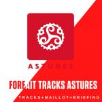 tracks astures